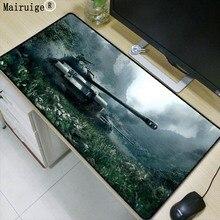 Mairuige World of Tanks 400×900 мм коврик для мыши Notbook компьютерный коврик для мыши игровой большой замок край коврик для мыши геймер для ноутбука