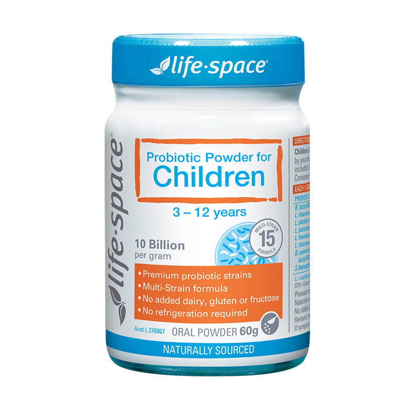 Australia Life Space Probiotic Powder for Children 3 12 years Support Healthy Immune Digestive System