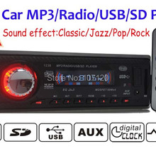 2015 New High Quality Car Audio Stereo In Dash Auto Car Radio MP3