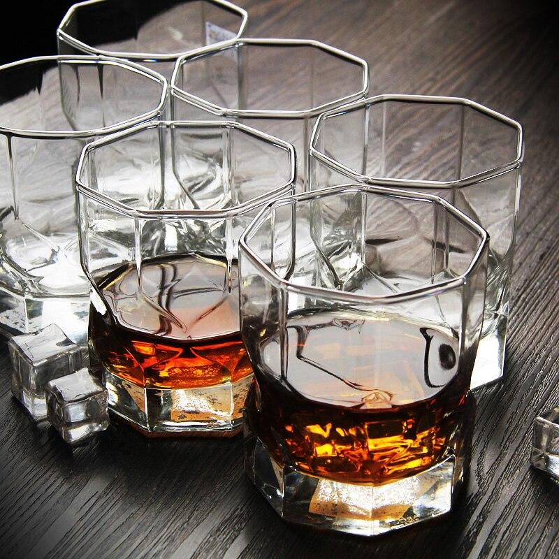 6 stücke Platz weinglas bier trinken tasse whisky drink