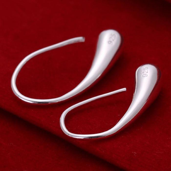 Silberne Farbe kreative nette nette Charmefrauen arbeiten - Modeschmuck - Foto 3