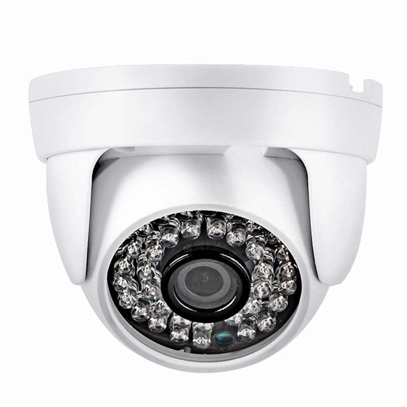 HD IP Camera 1080P Indoor Dome Cam IR Lens 3.6mm 2MP IP CCTV Security Camera Network Home Office Security Infrared camera wholesale 8pcs lot full hd 1080p ip camera audio 2mp camera ip with external microphone pickup indoor ir dome cctv cam
