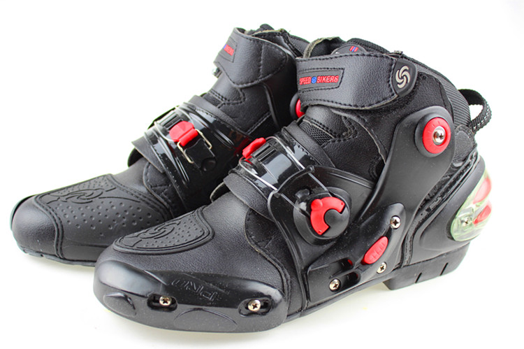 Popular Short Motorcycle Boots-Buy Cheap Short Motorcycle Boots ...
