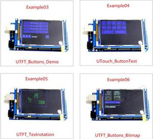Image 3 - Livraison gratuite! Module décran LCD TFT 3.2 pouces Ultra HD 320X480 pour carte Arduino MEGA 2560 R3