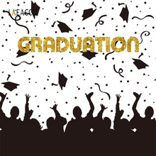 Laeacco Celebration Graduation Carnival Portrait Photography Backgrounds Customized Photographic Backdrops For Photo Studio