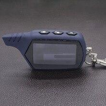 Автомобильный чехол для ключей для русской версии Starline A91 с ЖК-дисплеем, двухсторонняя Автомобильная сигнализация