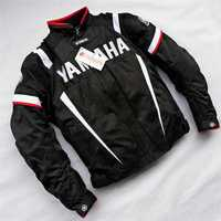 Moto GP Motorcycle Racing Jacket With Protector For YAMAHA M1 Team Riding Motocross Clothing