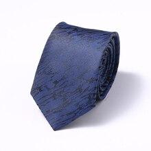 Blue Solid Tie 6 cm Ties For Christmas Day Gift Mens & Green Men shirt acessories Necktie Santa Claus Neck Slim
