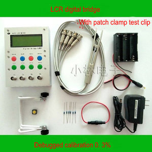Image 5 - XJW01 LCR ponte digitale tester ESR Kit