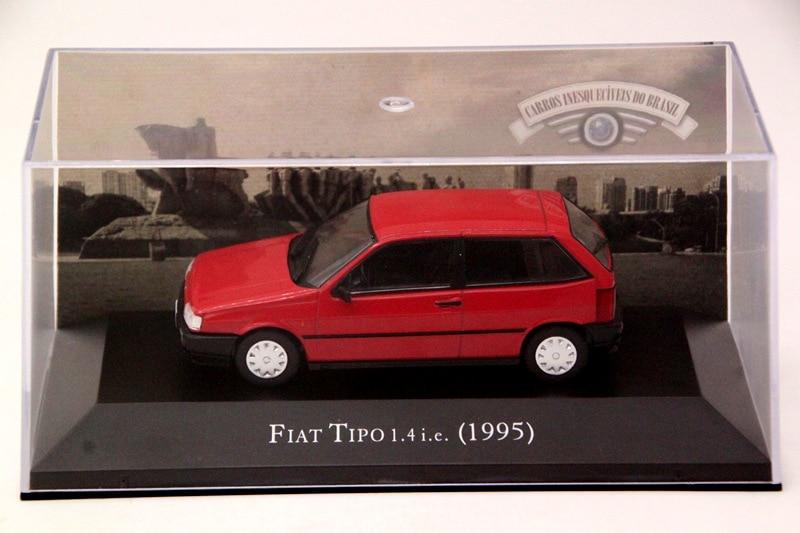 IXO Altaya Scala 1:43 Fiat Tipo 1.4 VALE A DIRE 1995 Modellini Auto Giocattoli Modelli Collezione In Edizione Limitata