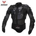 Moto de La Motocicleta DUHAN hombres Blindaje De Protección/Jacket Armor Guardia Bike Bicicleta Ciclismo Equitación Motocross Biker