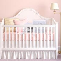 Baby Bedding Bumper Cotton Bumpers In The Crib Kawaii Baby Crib Bump Pads Safety Rail Protectors For Baby Bed
