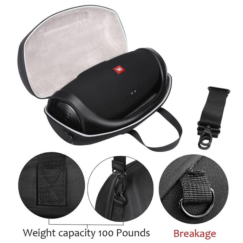 Nouvelle housse de protection pour JBL BOOMBOX Portable Bluetooth haut parleur pochette de rangement sac pour jbl boombox voyage étui de transport EVA-in Accessoires enceintes from Electronique    1