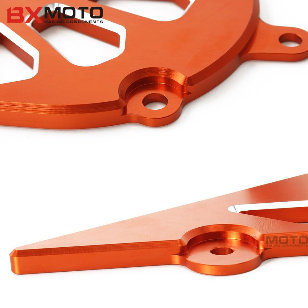 Mode motorrad CNC Aluminium Billet Kettenblatt Abdeckung Motor - Motorradzubehör und Teile - Foto 4