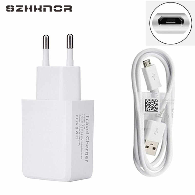 2A USB Charger Fast Charging Mobile Phone USBs for huawei P smart nova 2i Xiaomi Redmi 5 plus note 5 4x pro s2 doogee x5 max