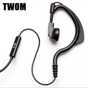 Image 2 - Rukz 002 esporte estéreo gancho fones de ouvido para motorista do telefone móvel baixo correndo com microfone dj fone alta fidelidade cavaleiro