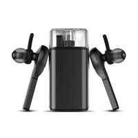 SYLLABLE D9X TWS Detachable Battery Bluetooth Earphone Portable Lighter Charge Case Waterproof Headset Wireless Earbud For
