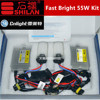 1 Set F5 55W Fast Bright Cnlight Hid Kit H1 H3 H7 H11 9005 6 880