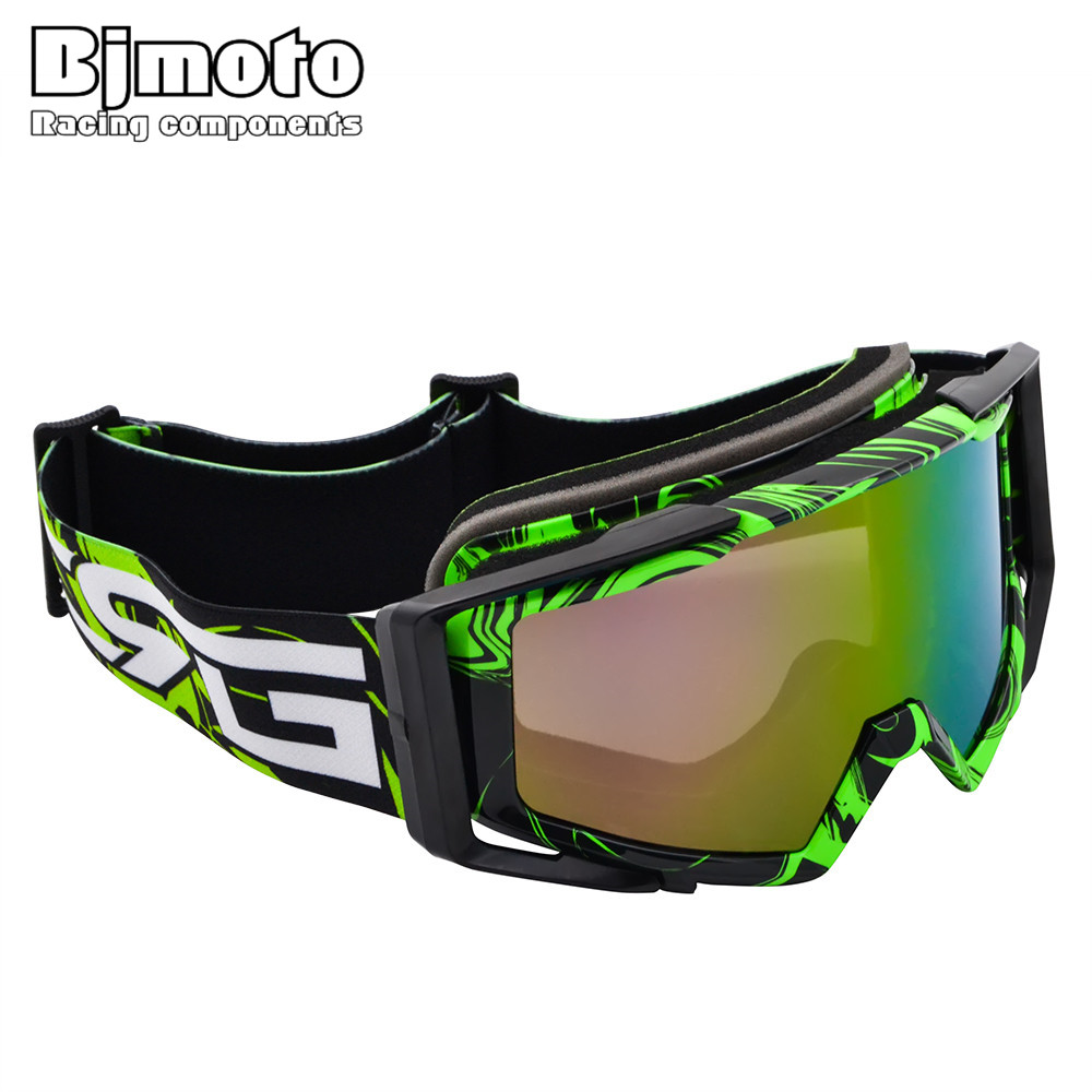 618b6c307d Motorcycle Motocross Goggles Anti distortion DustProof Goggles Anti Wind  Eyewear MX Goggles For ATV Off Road Universal-in Motorcycle Glasses from ...