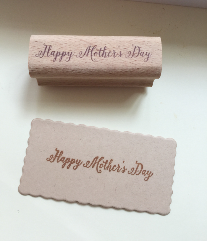 Mother'day rubber wooden stamps for scrapbooking carimbo postcard or bookmark scrapbooking stamp 6*2-cm stempel handmade vintage towel 7 4cm tinta sellos craft wooden rubber stamps for scrapbooking carimbo timbri stempel wood silicone stamp