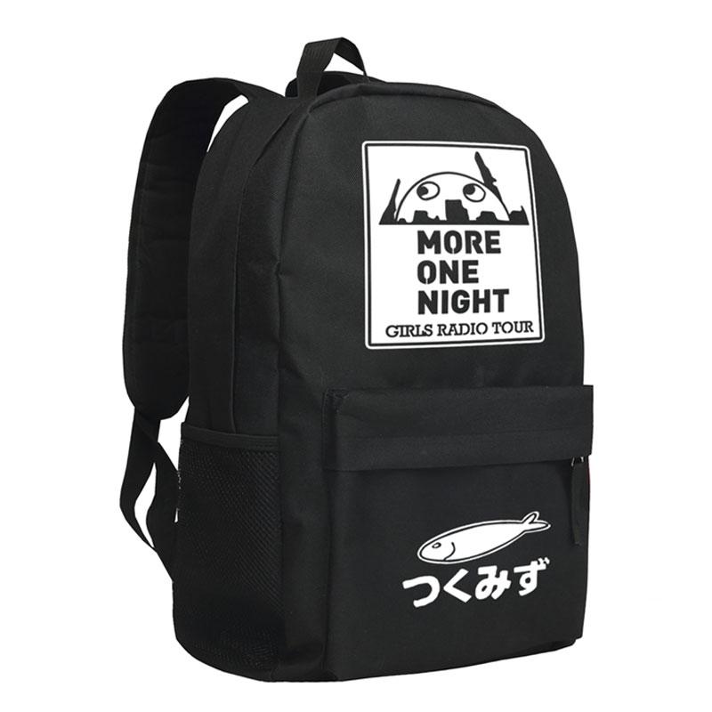 Новинка; рюкзак для девочек в стиле аниме; модная школьная сумка в стиле Оксфорд; унисекс