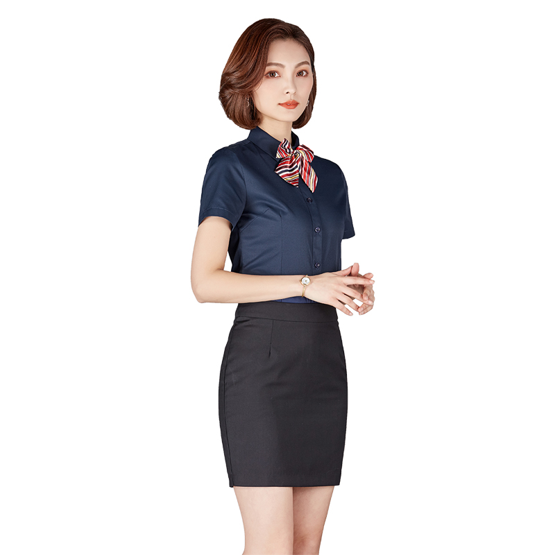 Women Skirt And Blouse Suits Office Clothes Business Formal Office Ladies Uniform Business Suits With Skirt OL Clothes Uniform
