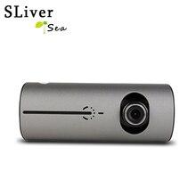 цена на SLIVERYSEA Dual Camera Car DVR with GPS And 3D G-Sensor 2.7 TFT LCD Cam Video Camcorder Cycle Recording Digital Zoom #B1270