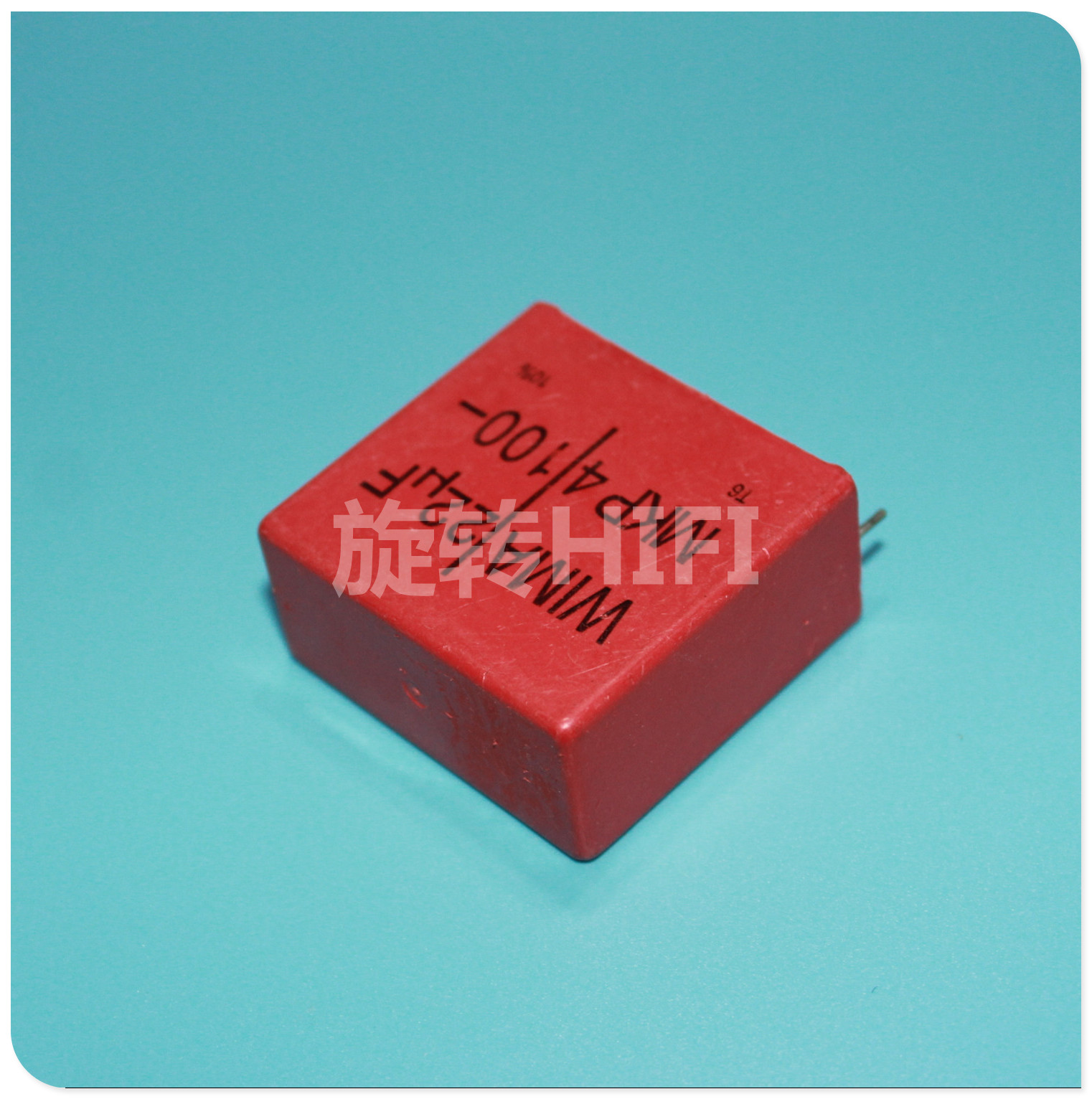 20PCS WIMA MKP4 22u 22UF 226/100v  New for audio coupling capacitor p37 free shipping
