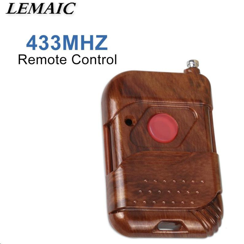 LEMAIC DC 12V 433mhz Smart Home Remote Control Switch Transmitter Push Button Switch RF  ...