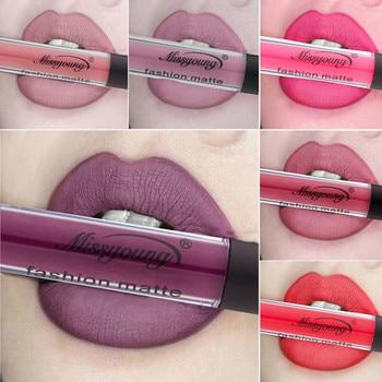 Waterproof Lip Gloss Liquid Lipstick Health & Beauty