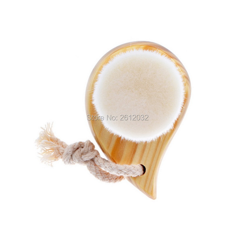 New Soft Mild Fiber Exfoliating Facial Brush Facial Face Deep Cleansing Clean Wash Pore font b
