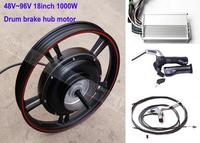 1000W 48V electric bicycle motor kit DIY electric motor kit electric engine