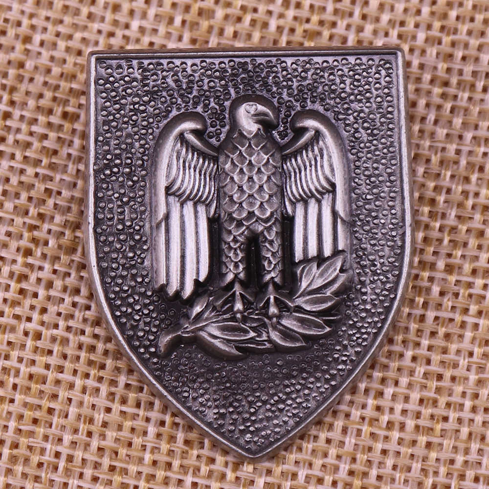 WW2 Bahasa Jerman Eagle Pin Lencana