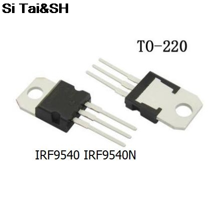 1pcs IRF9540 IRF9540N P-Channel Power MOSFET 23A 100V TO-220