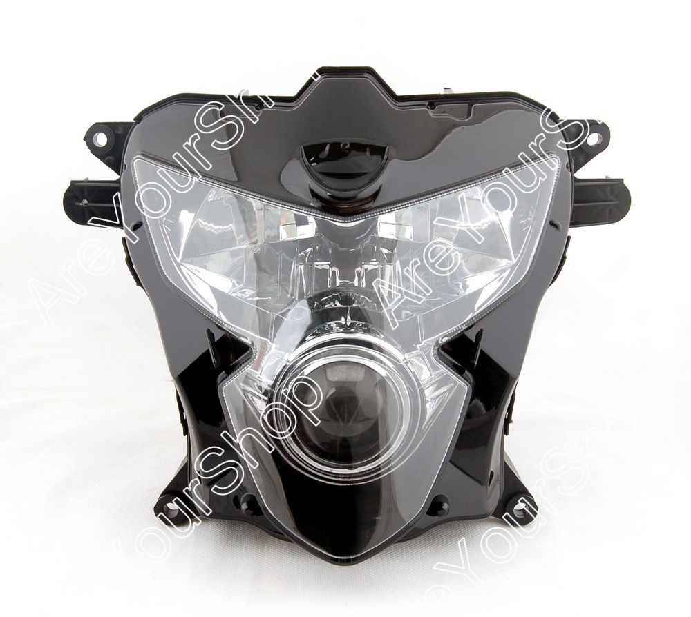 areyourshop motorcycle headlight assembly for suzuki. Black Bedroom Furniture Sets. Home Design Ideas