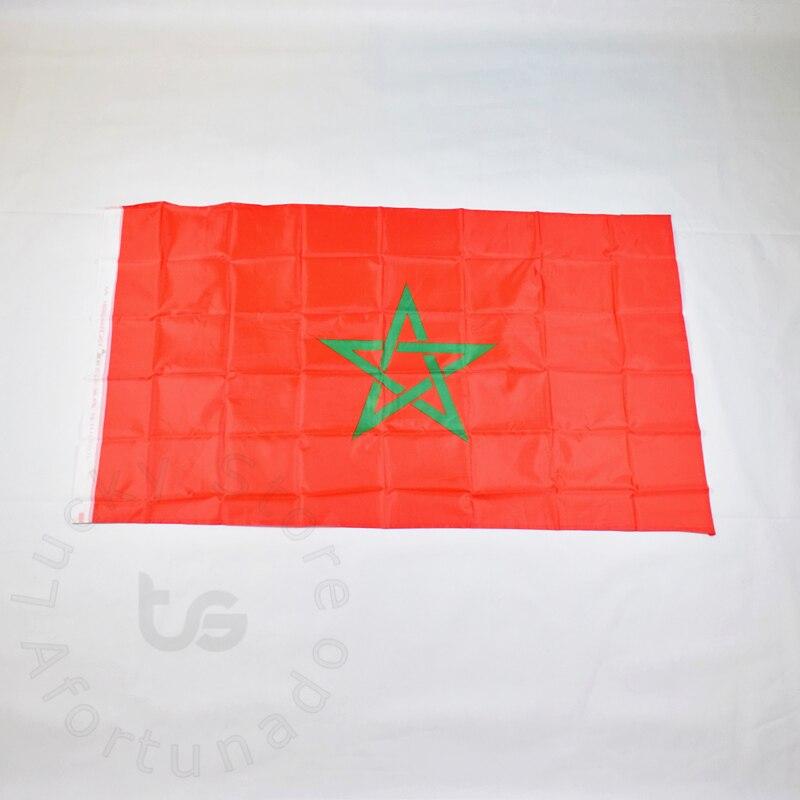 Maroko 90 * 150cm zastava Viseća zastava Nacionalna zastava za - Kućni dekor