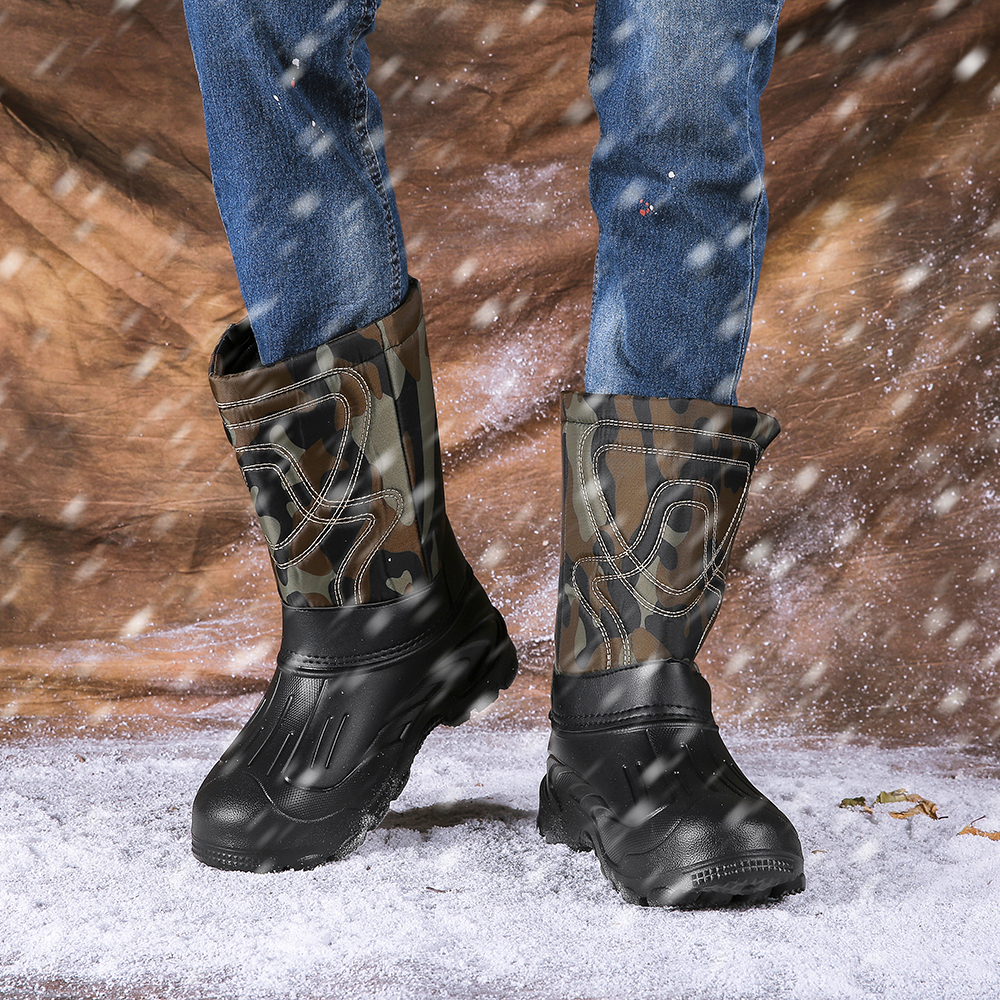 mens slip on winter boots 0S5A5788
