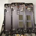 Оригинал Для Oneplus 3 3 T Задняя крышка Батарейного Отсека Корпуса Задняя крышка крышки С Боковыми Кнопками Sim-подноса Карточки и задняя камера стекла объектив