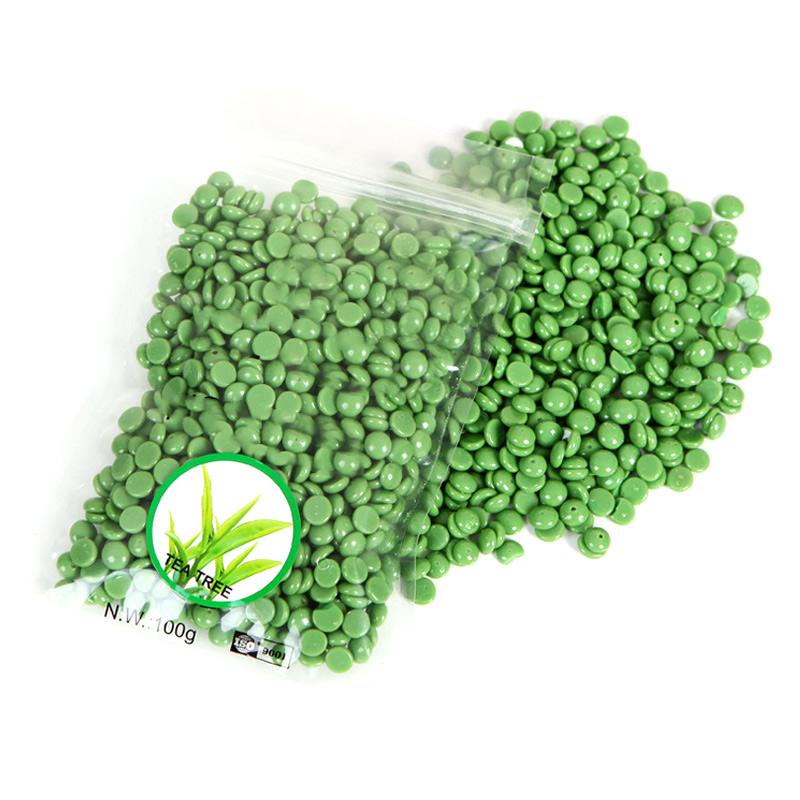 Hot Sale 100g Depilatory Wax Beans Solid Arms Legs Face Skin Bikini Beauty Care Product Hair Removal Waxing