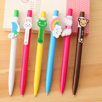 цена на Creative wing Mini Ballpoint Pen  Cute gel pen Signature Pen Escolar Papelaria School Office Stationery Supply Promotional Gift