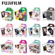 Пленка Fujifilm Instax Mini на выбор фоторамка 10-100 лист фотобумага для камеры Instax Mini 9 Mini 8 Instant Mini 70 90