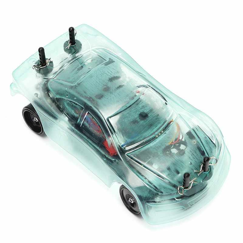 Sinohobby MINI-Q Slash TR-Q7 fibra de carbono Racing cepillado RC Coche