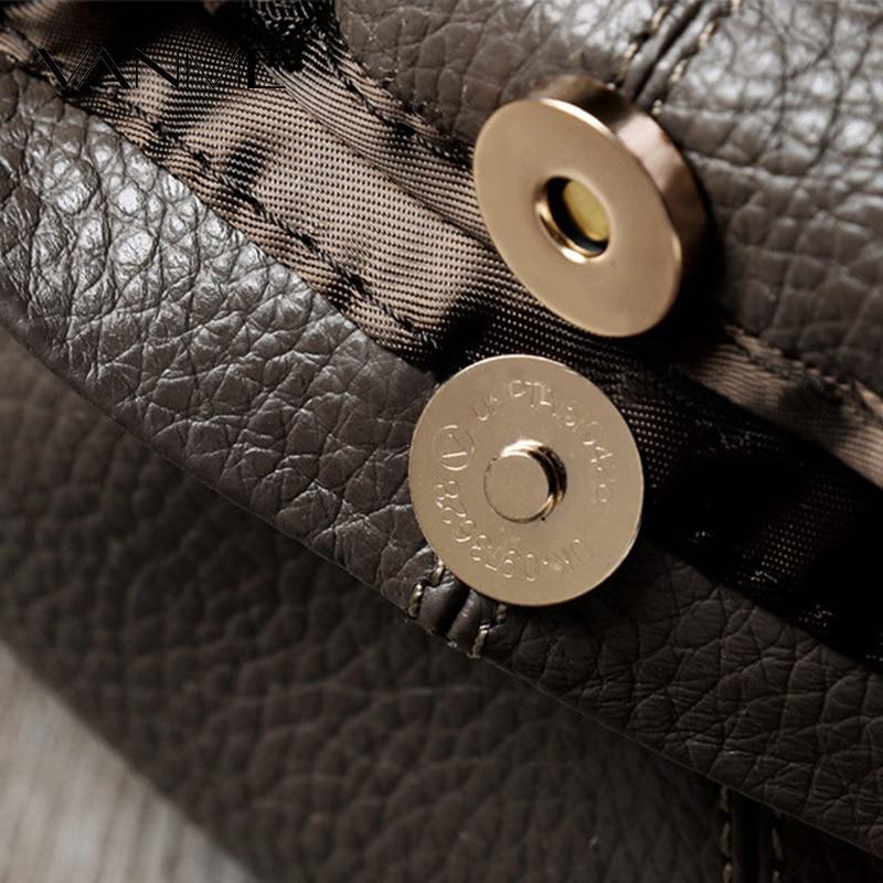 Amerikaanse real patchwork zachte vrouwelijke tas 2018 nieuwe tij - Handtassen - Foto 6