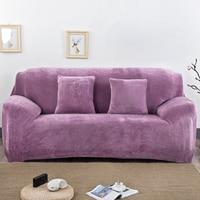 Monily Anti Slip Simple Style Slipcovers Protector Furniture Sofa Tight Wrap Inclusive Sofa Cover Elastic Sofa