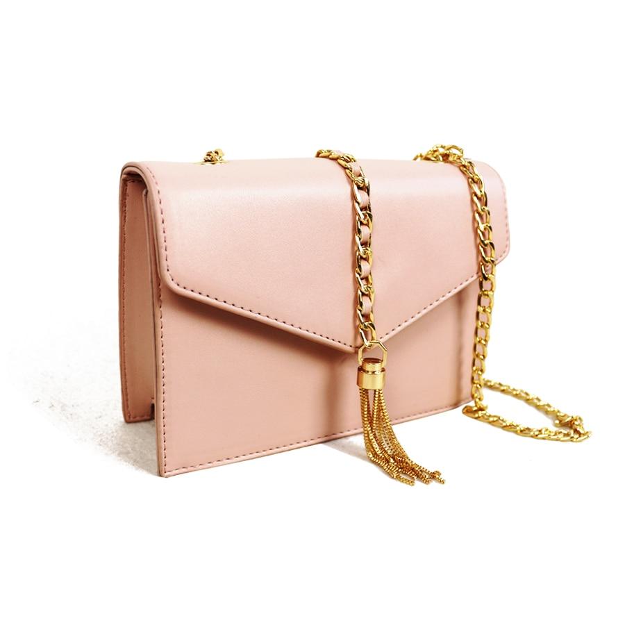 2017 Luxury Brand Women Leather Handbags Small Crossbody Bags For Women Messenger Bags Ladies Hand Bag Sweet Lolita Bag Envelope