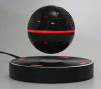Magnetic Levitation Wireless Bluetooth Speaker Subwoofer Re Chargeable Portable Sound Box For Audio NFC Maglev