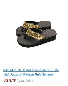 HTB1hu51jhuTBuNkHFNRq6A9qpXaf SAGACE 2018 Summer Open Toe Chunky Heels Women Sandals Leather Rhinestones Party Shoes Girls Crystals Casual Beach Flip Flops