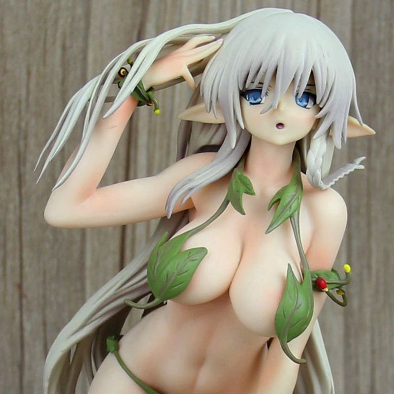 Sexy Doll Figure Anime Action Figure Al Ain Fighting Instructor Will Take Off All Her Clothes