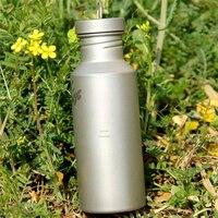 Кит Лидер продаж титановый My Bottle с сумкой бутылка для воды Agua велосипедная Бутылка Открытый Кемпинг Спорт велосипед бутылка для воды 550 мл