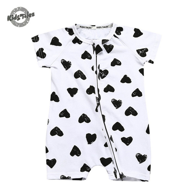 4fd88c6a95ba Kids Tales New Baby Girl Romper Newborn Baby Rompers Boy Clothes ...